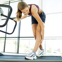 10 Ways to Deal With Shin Splints - the bane of my exercise existence.
