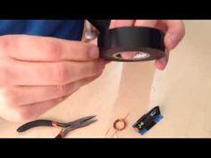 Como Hacer un motor casero facil