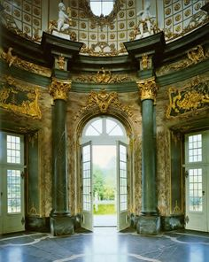 Eremitage (Bayreuth, Germany).