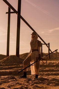 Rey - Star Wars: The Force Awakens cosplay by EnotArt on DeviantArt