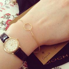 #dogeared #karma #bracelet | image via: @Sarah McLernon