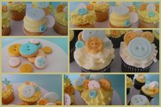 """Photo 1 of 20: Cute as a Button / Birthday """"Charly's First Birthday""""   Catch My Party"""