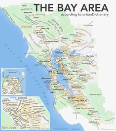 As promised, the Bay Area according to Urban Dictionary