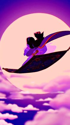 A Whole New World...Aladdin & Jasmine.