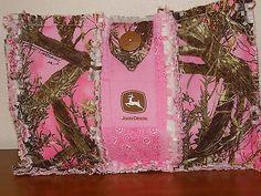 Camo Rag Bag Purse Or Diaper Bag