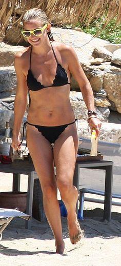 love Kate Hudson's scalloped bikini