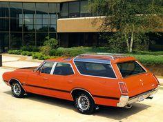 Oldsmobile Vista Cruiser 1970