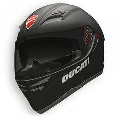 Ducati AGV Dark Rider Helmet
