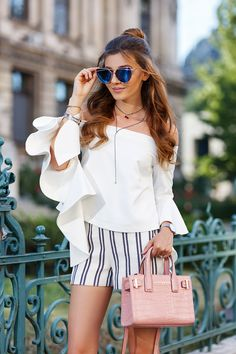 The Mysterious Girl: OVERSIZE THIN CROSS BROW MIRRORED FLAT LENS SUNGLASSES A545