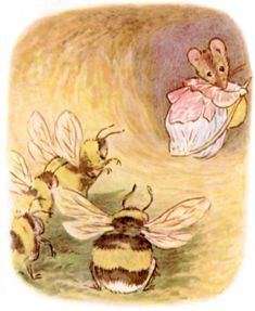 """Babbity Bumble - bizzz wizzz wizzzz! The Tale of Mrs. Tittlemouse."
