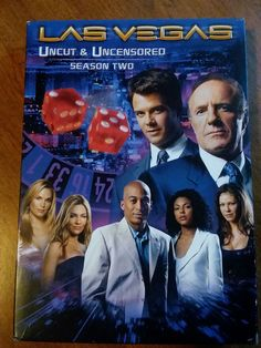 Las Vegas Uncut Uncensored TV Show Season 2 3 Disc set Josh Duhamel, Alec Baldwin, Friends Moments, Friends Tv Show, Snoop Dogg, Sylvester Stallone, Las Vegas Tv Series, Nikki Cox, Gangster