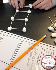 One of our favorite challenges! Build a bridge using only two supplies. Can it hold weight? Includes lab sheets, helpful hints, and step by step directions! #STEM #TpT #bridges