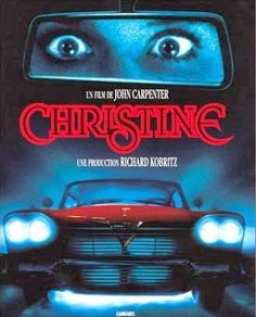 STEPHEN KING ONLY: Christine (La macchina infernale) - 1983