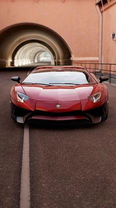 Lamborghini Aventador - Cars and motor