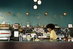 Simon Says, Gent. Great breakfast, friendly staff. Put it on your list if you go to Gent.