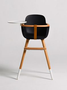 Mid-Century Modern High Chair | Micuna