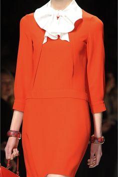 Sfilate Moschino Collezioni Autunno Inverno 2013-14 - Sfilate Milano - Moda Donna - Style.it