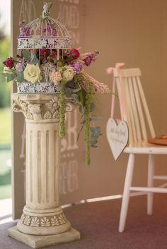 aranjament floral in colivie