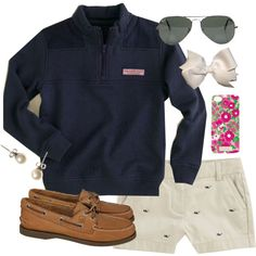 """""""Vineyard Vines"""" by classically-preppy on Polyvore"""