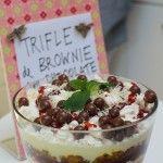 Video   Trifle de Brownie con chocolate blanco   #virginiademaria   HD