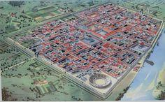 Roman town of Colonia Ulpia Traiana - Xanten, Germany +++ found on fernwehundso.de