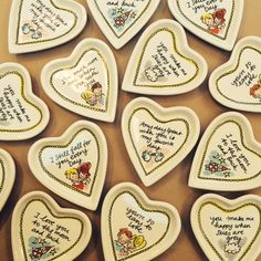 Be in time for Valentine's Day! Made with love by Blond-Amsterdam