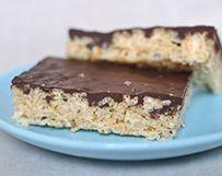 Lavender Chocolate Marshmallow Bars | Wisconsin Milk Marketing Board