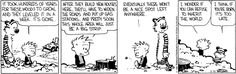 Calvin and Hobbes by Bill Watterson for Mar 18, 2017 | Read Comic Strips at GoComics.com