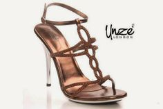 Latest Summer High Heels Collection 2014 By Unze London | Casual And Bridal Wear High Heels 2014