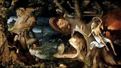 Jan Mandijn  The Temptation of St. Anthony