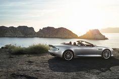 Na twaalf jaar neemt Aston Martin afscheid van de DB9