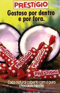 Prestígio #nostalgia