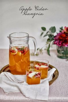Tasty Tuesday: Apple Cider Sangria