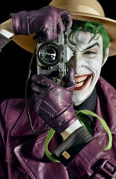 """""""The Killing Joke Tribute"""" - 11x17 Autographed Poster from Mr. Misiano's Joker…"""