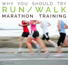 Why You Should Try Run/Walk Marathon Training