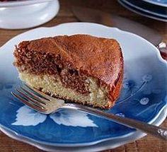 Gâteau au yaourt et au Nutella