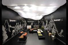 Brunner fair stand, italy by ippolito fleitz group, 2012