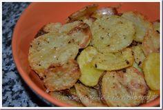 Le Ricette della Nonna: Patate gratinate con parmigiano