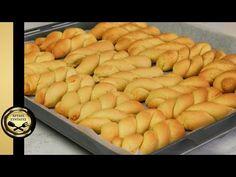 Delicious Orange Cookies - GOLDEN RECIPES - YouTube Greek Desserts, Greek Recipes, Greek Cookies, Desserts With Biscuits, Orange Cookies, Cookie Recipes, Food And Drink, Treats, Snacks