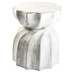 Eco Concrete Anemone Table (Vietnam), $152