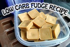 This is a very healthy low carb peanut butter fudge recipe. I like to keep it simple – and this recipe is no exception. But in addition to being super easy, and fast to make, it also has very few ingredients – and they're all good for you! read more