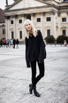 40 Outfits That Prove Berlin Has the Best Street Style