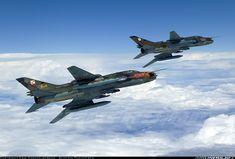 Sukhoi Su-22M4 aircraft picture