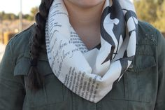 9 Literary Scarves To Keep You Warm(er) | BOOK RIOT