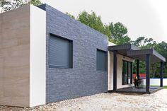 Casa prefabricada Cube  75 m2 - Fachada (de Casas Cube)
