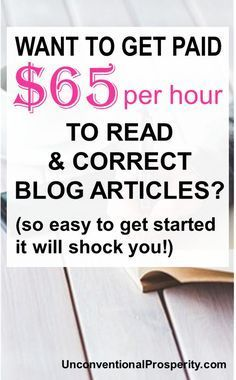 Proofreading is in super high demand and it makes for a very lucrative side hustle! check out this world class proofreader and see how she makes a ton of money doing it! #proofreader