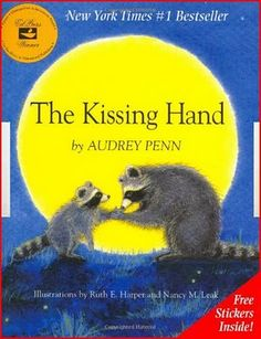 I remember when Aiden's kindergarten teacher read this on the first day of school. Almost made me cry. Love it!