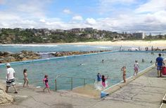 Rock Pool, Freshwater Beach - Sydney