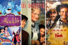 10 Robin Williams' movies your kids need to see