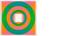 Jim Isermann Untitled (hole painting)(2187), 1987
